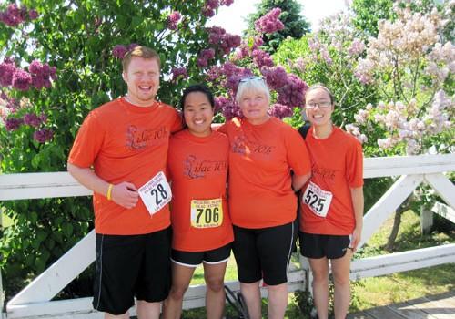 Mackinac Island Lilac Festival 10k