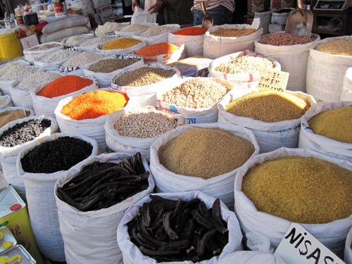 Market in Ulus