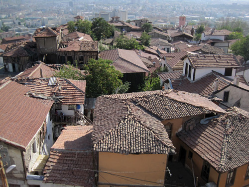 Roofs of Ulus