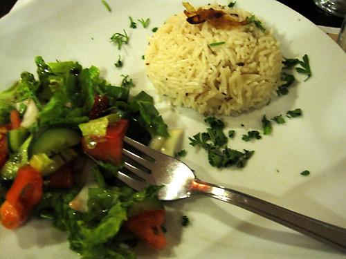 Masala Restaurant in Ankara, Turkey
