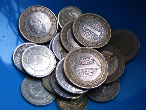 Turkish Coins