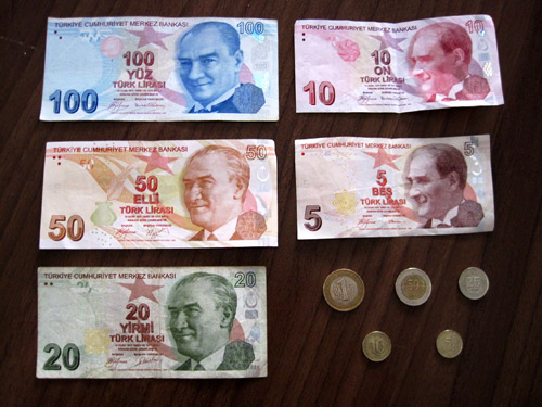 Turkish Money
