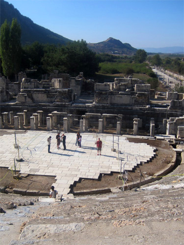 The Great Theatre of Ephesus