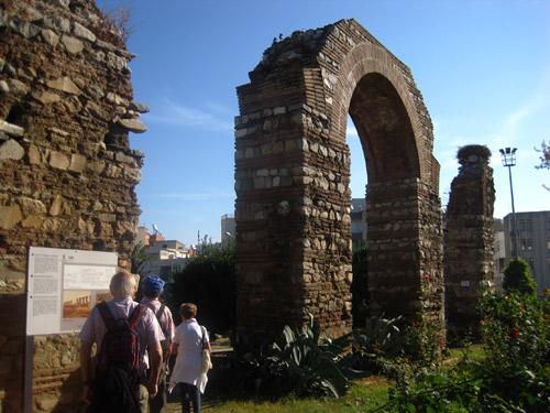 Byzantine Aquaduct