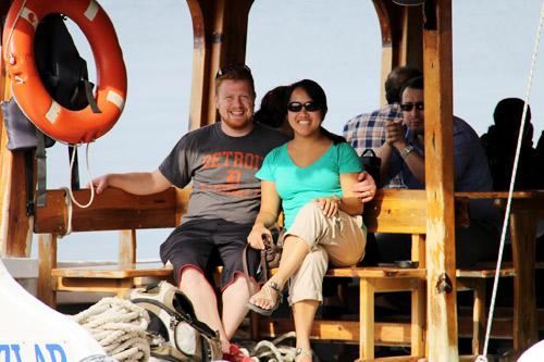 Kuşadası Boat Ride