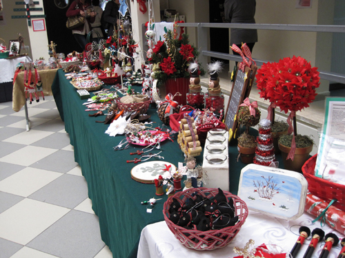 Oasis Christmas Craft Fair