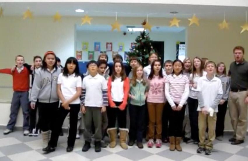 Christmas class