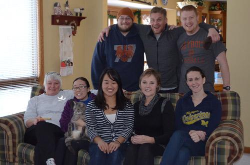 Faust Christmas 2012