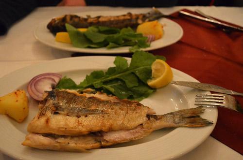Odessa Restaurant Fish