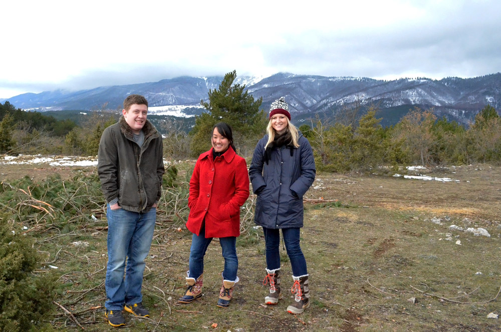 Hiking in Bolu