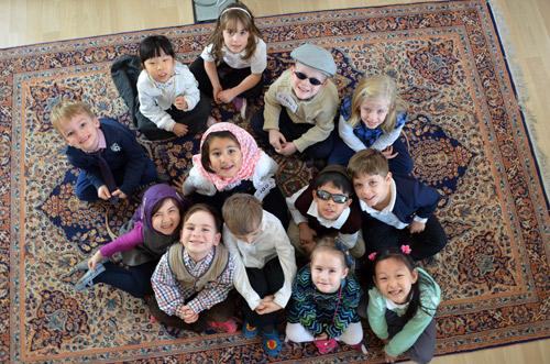 Elementary Bible Class