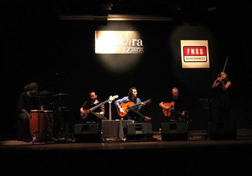 Murat İşbilen Quintet