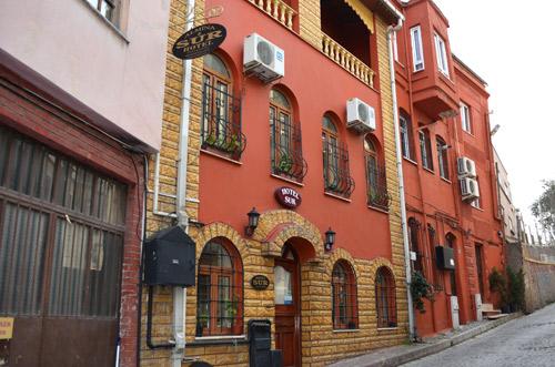 Sur Hotel in Istanbul, Turkey