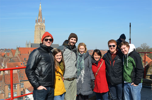 Our travel group