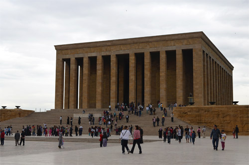 Anıtkabir Hall of Honor