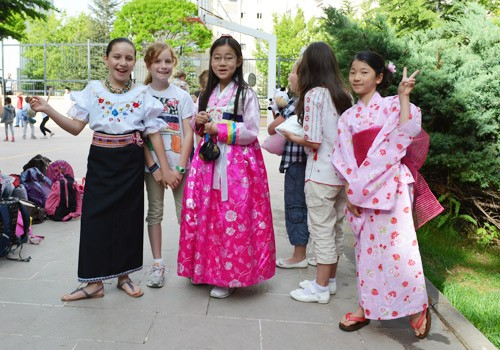 Equator, Korea, Japanese traditional clothing