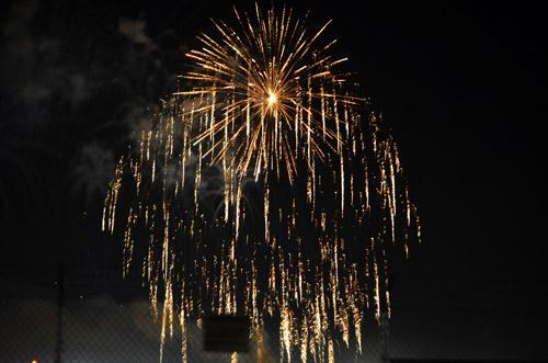 Battle Creek fireworks