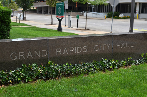Grand Rapids, Michigan City Hall