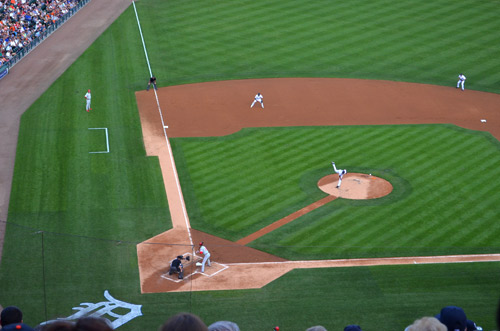 Detroit Tigers vs Philadelphia Phillies