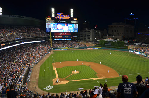Detroit Tigers July 26, 2013