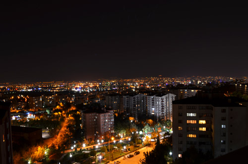 Ankara lights