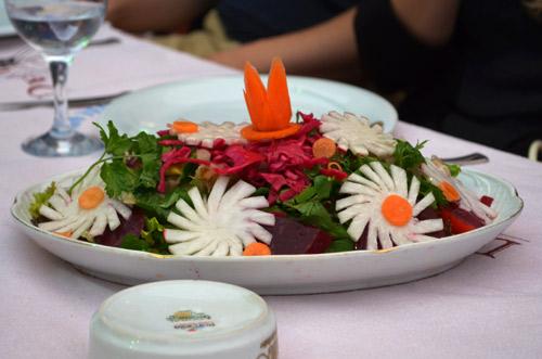 Amasra Salad