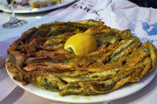 Hamsi fish