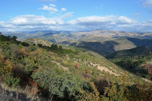 Kizilcahamam view