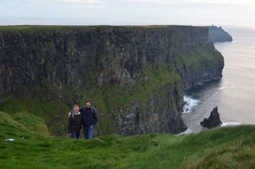 Cliffs of Moher Boys
