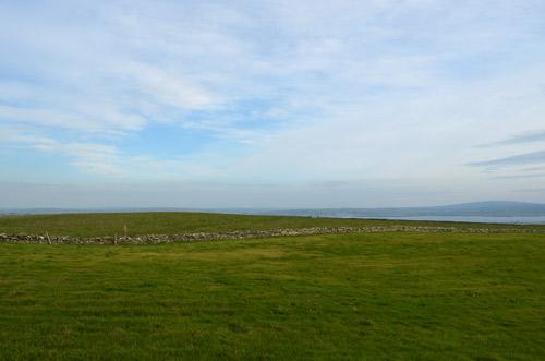 Cliffs of Moher pastures