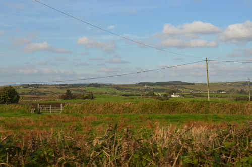Irish country side