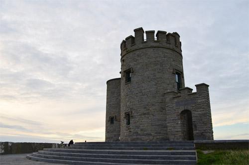 Cliffs of Moher Castle