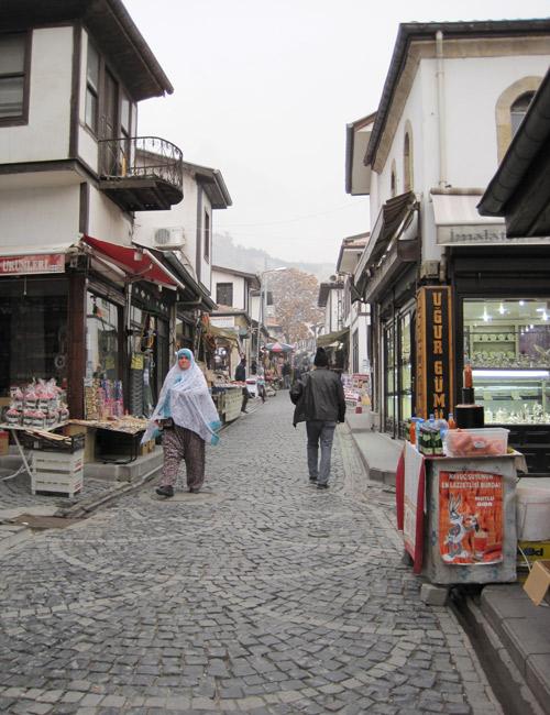 Beypazarı streets