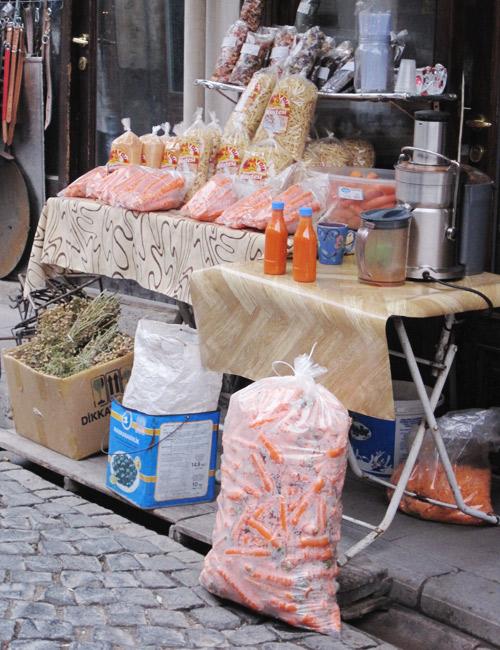 Beypazarı carrot juice