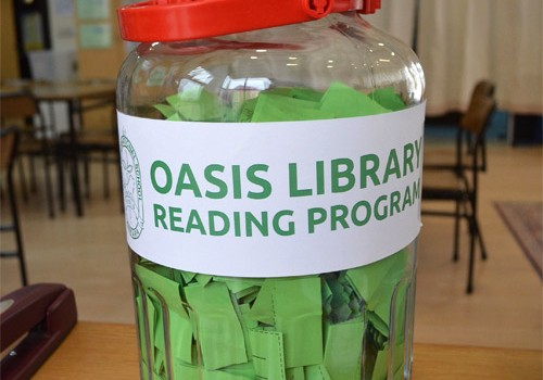 Reading program jar