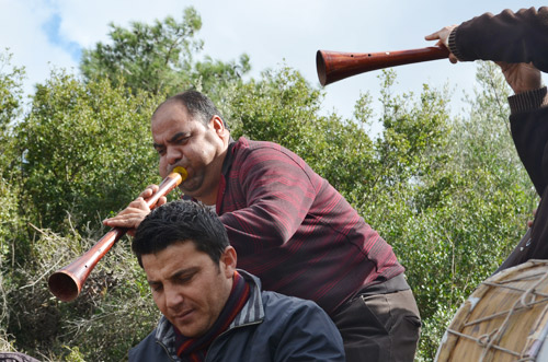 Turkish musicians