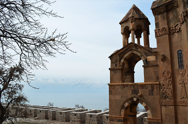 View from Akdamar Island