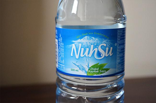 Mount Ararat water