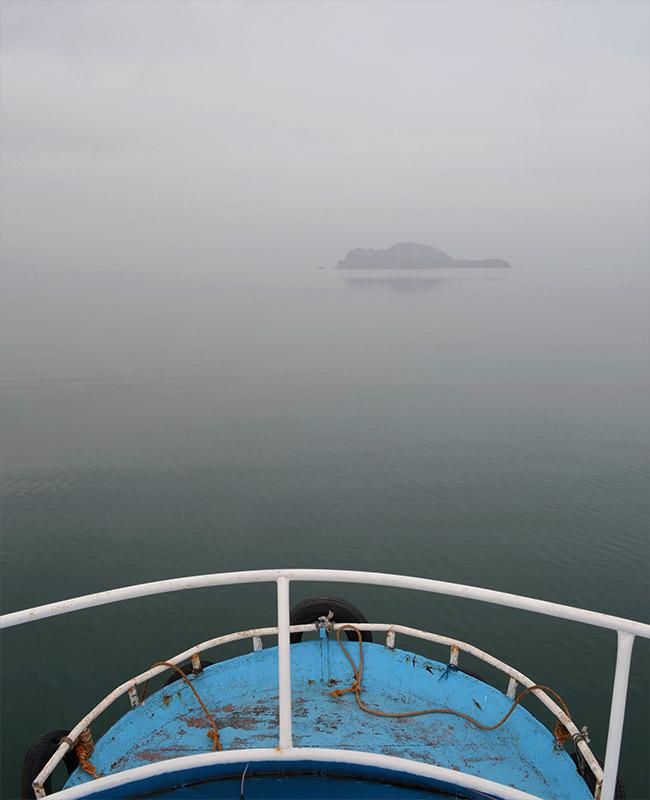 Sailing to Akdamar
