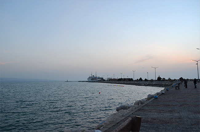 Van harbor