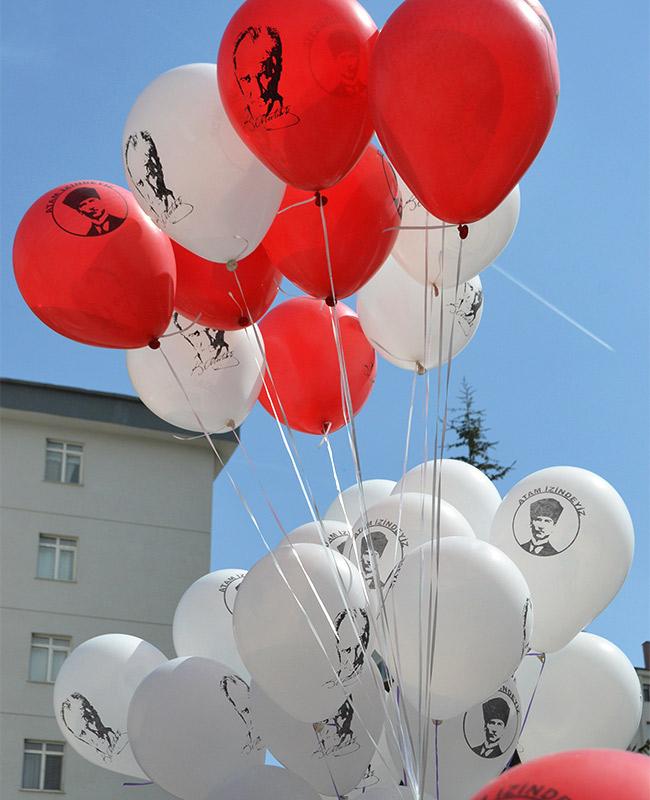 Ataturk balloons