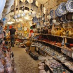 Avanos pottery shop