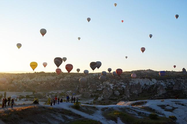 Göreme balloons