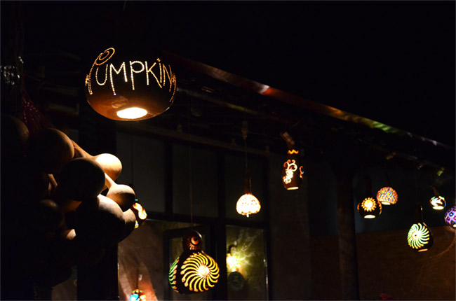 Pumpkin Restaurant in Göreme