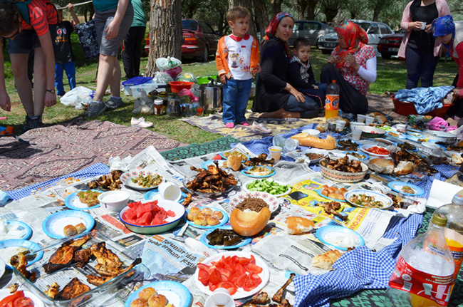 turkishpicnicfood