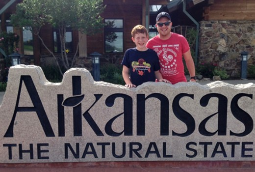 Arkasans welcome center