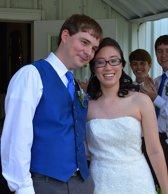 Mr. and Mrs. Lankford