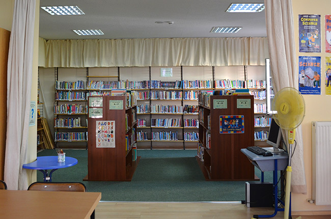 Fiction room