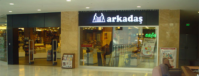 Arkadas Bookstore