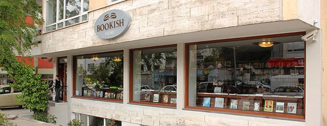 Bookish bookstore